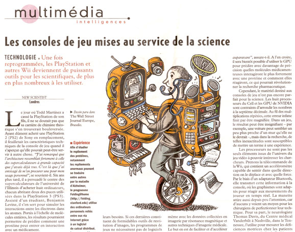 Article Mike Neagle, New Scientist