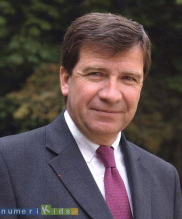 Xavier Darcos, Ministre de l'éducation nationale