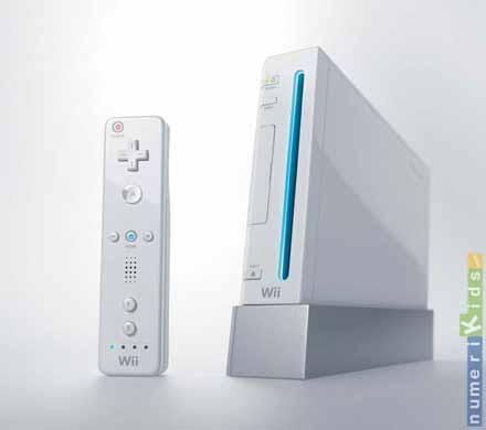 Console Wii de Nintendo