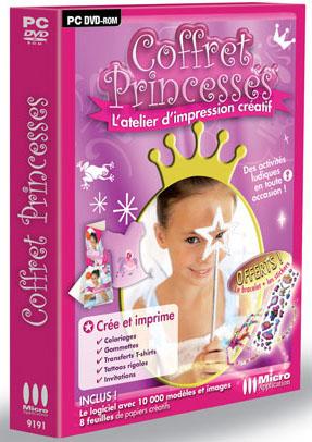 Coffret Princesses