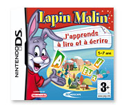 Lapin Malin sur DS