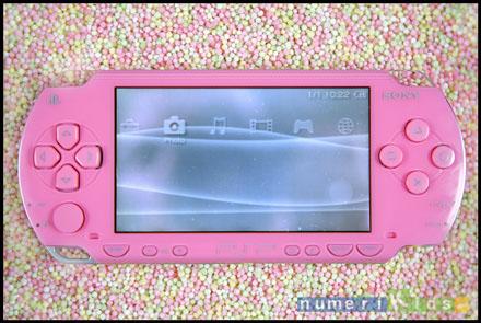 PSP Pink de Sony