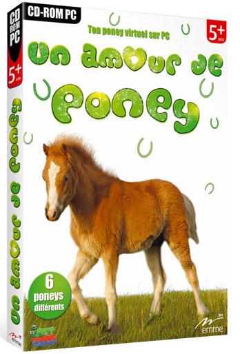 Un amour de poney