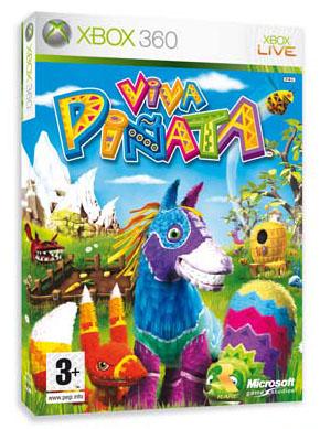 Viva Piñata sur Xbox 360