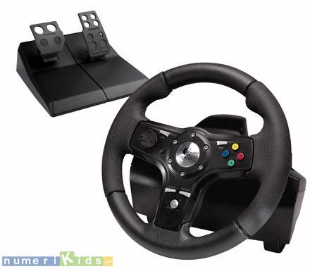 Volant DriveFX Axial Feedback Wheel de Logitech