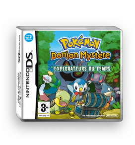 Pokémon Donjon Mystère, Explorateurs du temps
