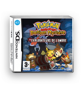 Pokémon Donjon Mystère, Explorateurs de l'ombre