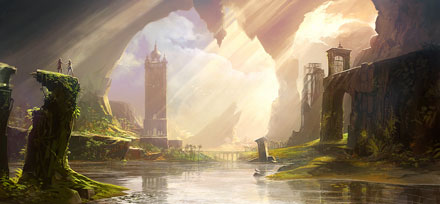 L'univers de Prince of Persia en 2008