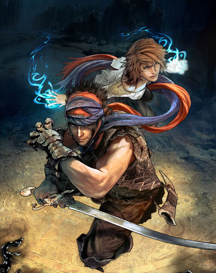 Prince of Persia en 2008