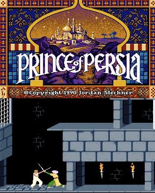 Prince of Persia des années 80