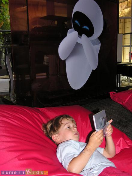 Wall E, Le robot Disney / Pixar