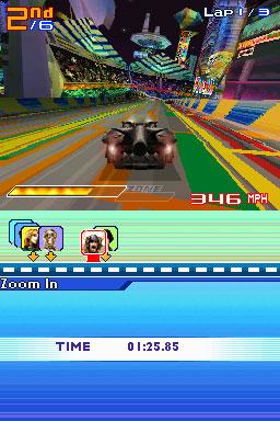 Speed Racer sur DS