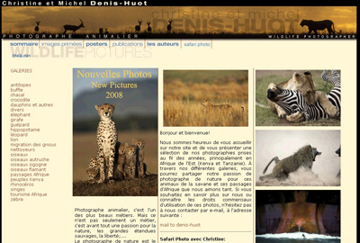 site_denis_huot