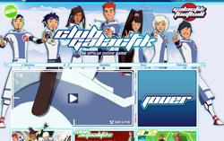 Club galactik un nouveau jeu en ligne pour les 7 14 ans - Galactik football jeux ...