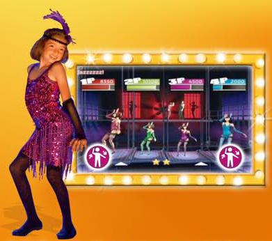 Dance on Broadway sur Wii, la bande annonce vido