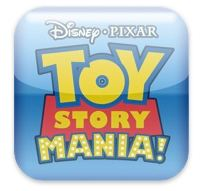 Toy Story aussi sur iPhone, iPod Touch et iPad
