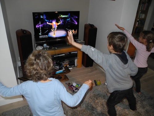 Just Dance 4 d&#039;Ubisoft sur xBox, Wii, PS3