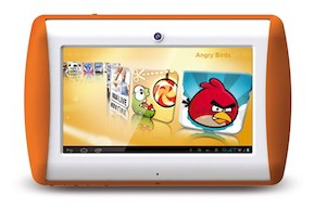 Tablette enfant MEEP! d'Oregon Scientific