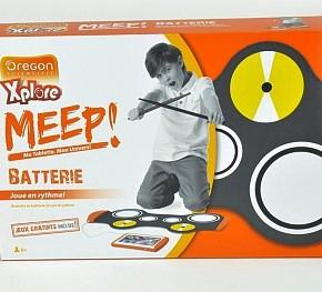 Accessoire Tablette enfant MEEP! d'Oregon Scientific