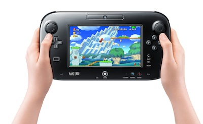 New Super Mario Bros sur Wii U