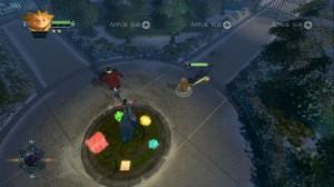 Les cinq légendes sur Wii U