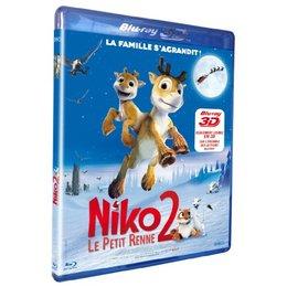 Niko, le petit renne 2 - Blu-Ray 3D