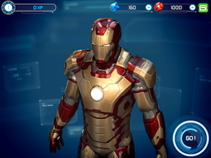 iron man 3 android et apple