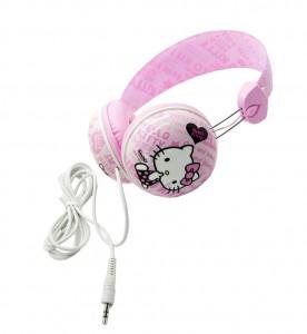 Casque audio enfant Hello Kitty