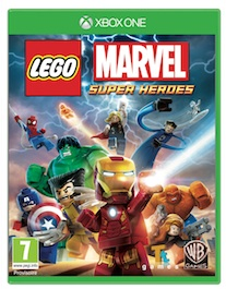 Lego Marvel Super Heroes sur Xbox One