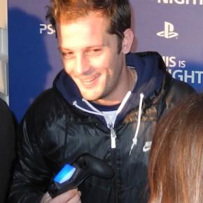 Nicolas Duvauchelle, Soirée de lancement de la console Sony PS4
