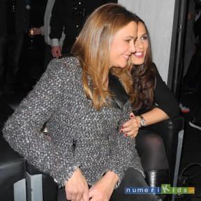 Sandrine Quetier et Elisa Tovati, Soirée de lancement de la console Sony PS4
