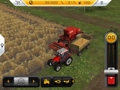 Jeu Farming Simulator 2014
