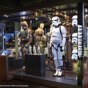 Exposition Star Wars Identities - Paris - 2014
