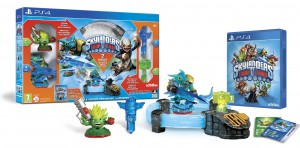 PS4 Skylanders Trap Team