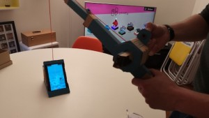 Nintendo Labo Kit canne à pêche