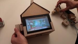 Nintendo Labo Kit maison
