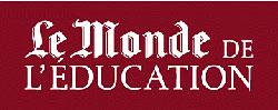 Le Monde de l'éducation