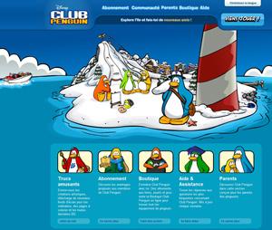 Disney club penguin un nouveau site pour les 6 14 ans - Jeux de club penguin gratuit ...