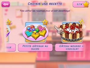 Application l 39 ecole de cuisine de sara le jeu pour faire semblant de cuisiner numerikids - Jeux de cuisine de sara 2012 ...