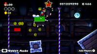 New Super Mario Bros sur Wii U