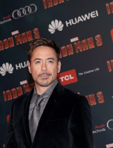 Robert Downey Jr ou Iron Man 3