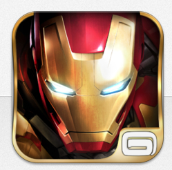 Application Iron Man 3