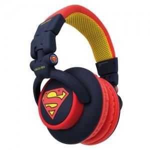 casque audio enfants Omenex KSK-DJ 150 Superman