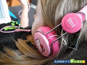 Casque audio enfants sélection Numerikids.com