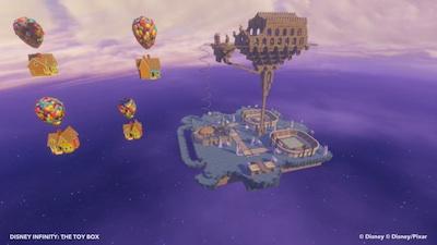 Toy Box Disney Infinity