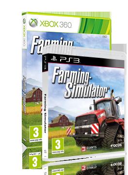 Jeu Farming Simulator 2014