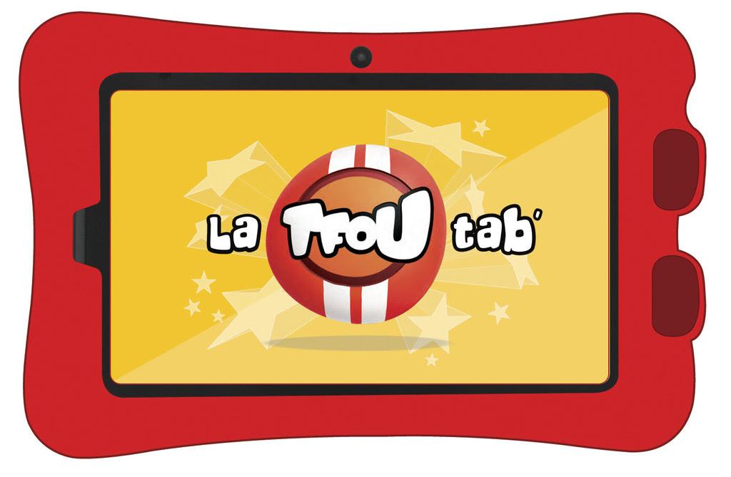 Tablette enfant TFOU TAB de TF1