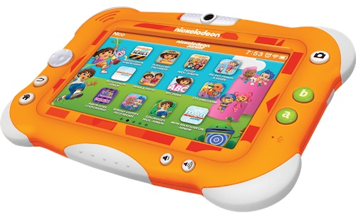 Tablette Nickelodeon