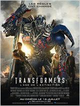 Film Transformers l'âge de l'extinction, au cinéma le 16 juillet
