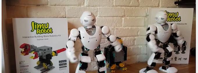 Robots UBTECH